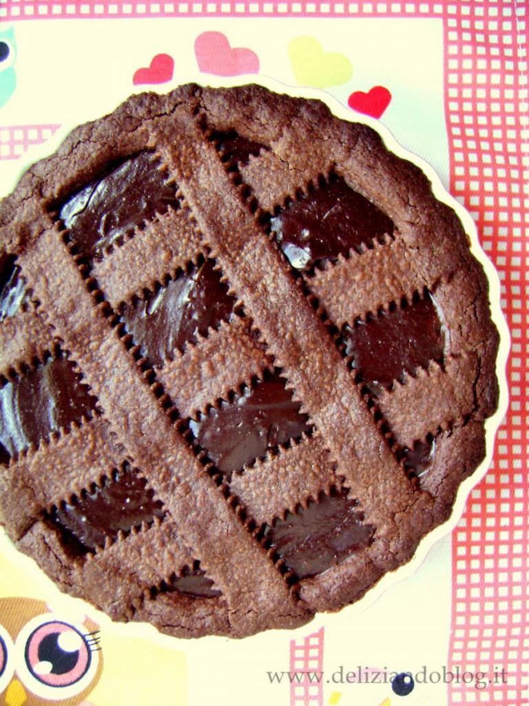 A volte ritornano… con crostata al cioccolato di Valentina Gigli