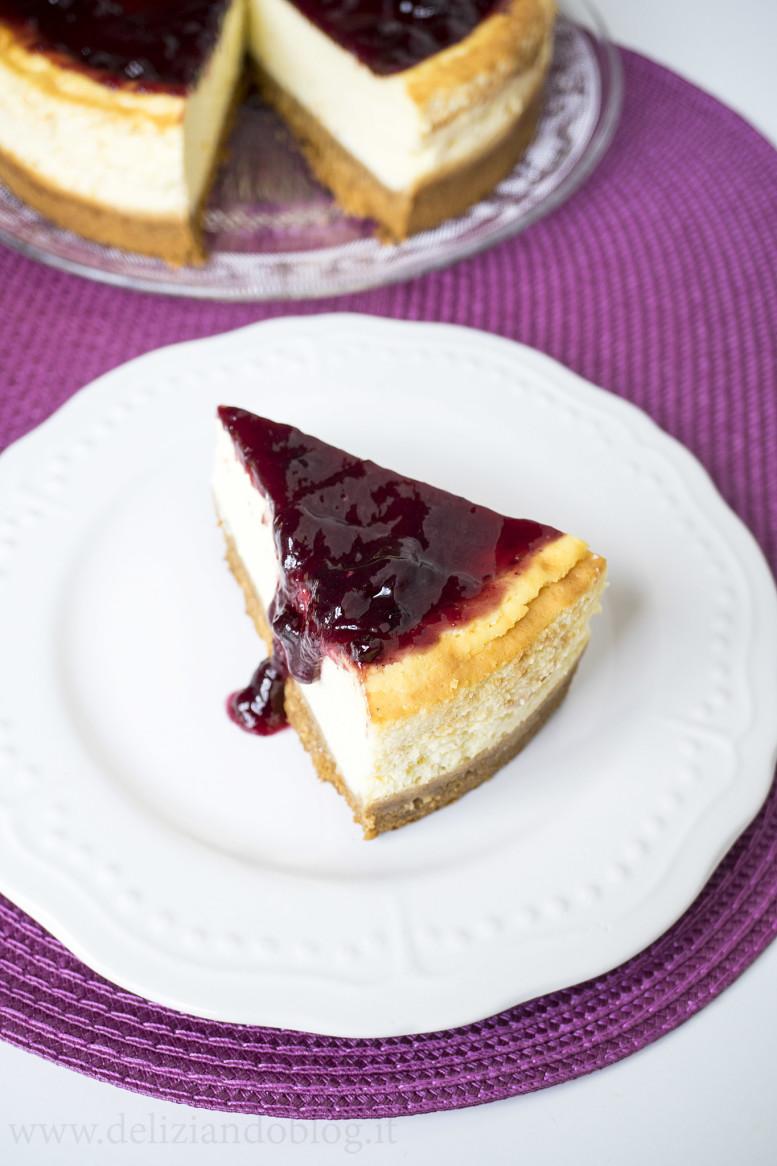 La cheesecake di California Bakery