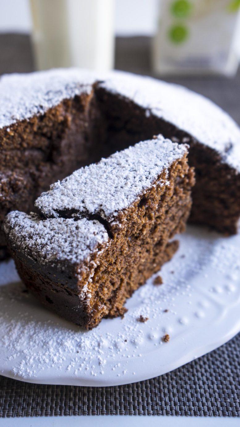 torta-cioccolato-fondente-senza-uova