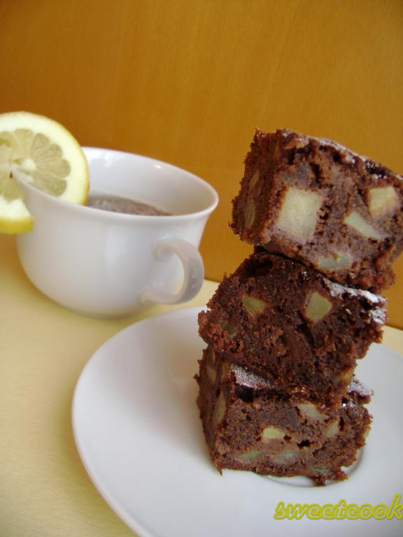 Brownies alle mele