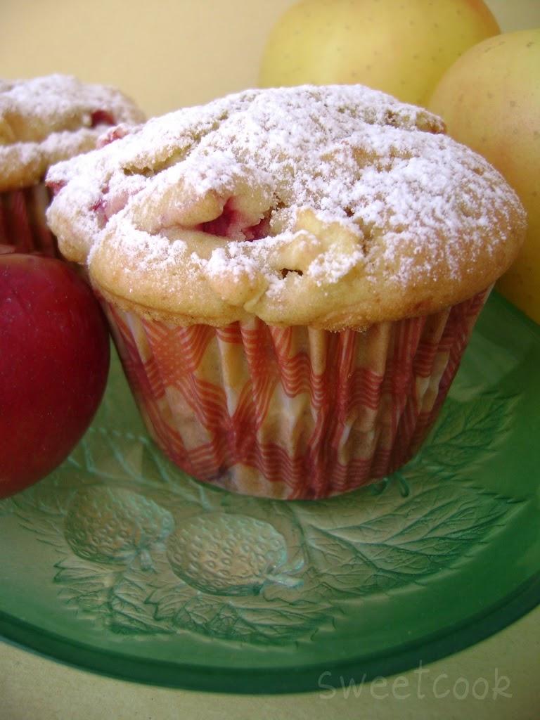 Muffins estivi e premio al buen corazòn