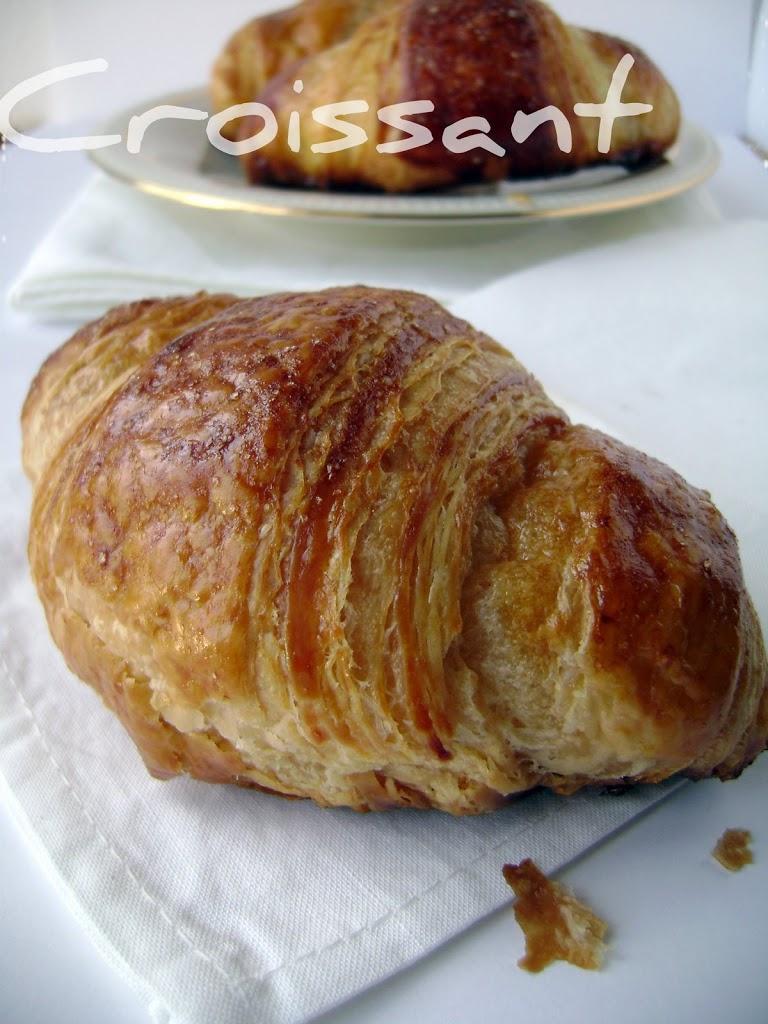 Croissant francesi, la vera ricetta