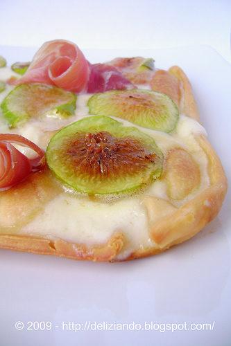 Mica pizza e fichi … e invece sì