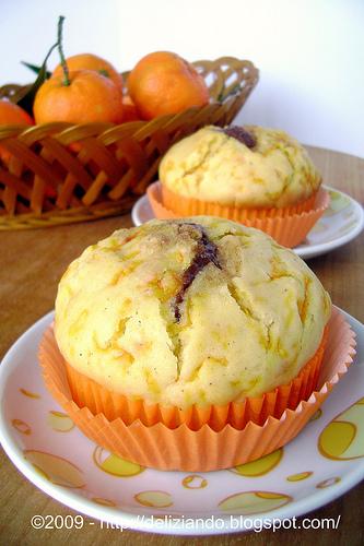 Ancora muffins …. alla zucca però