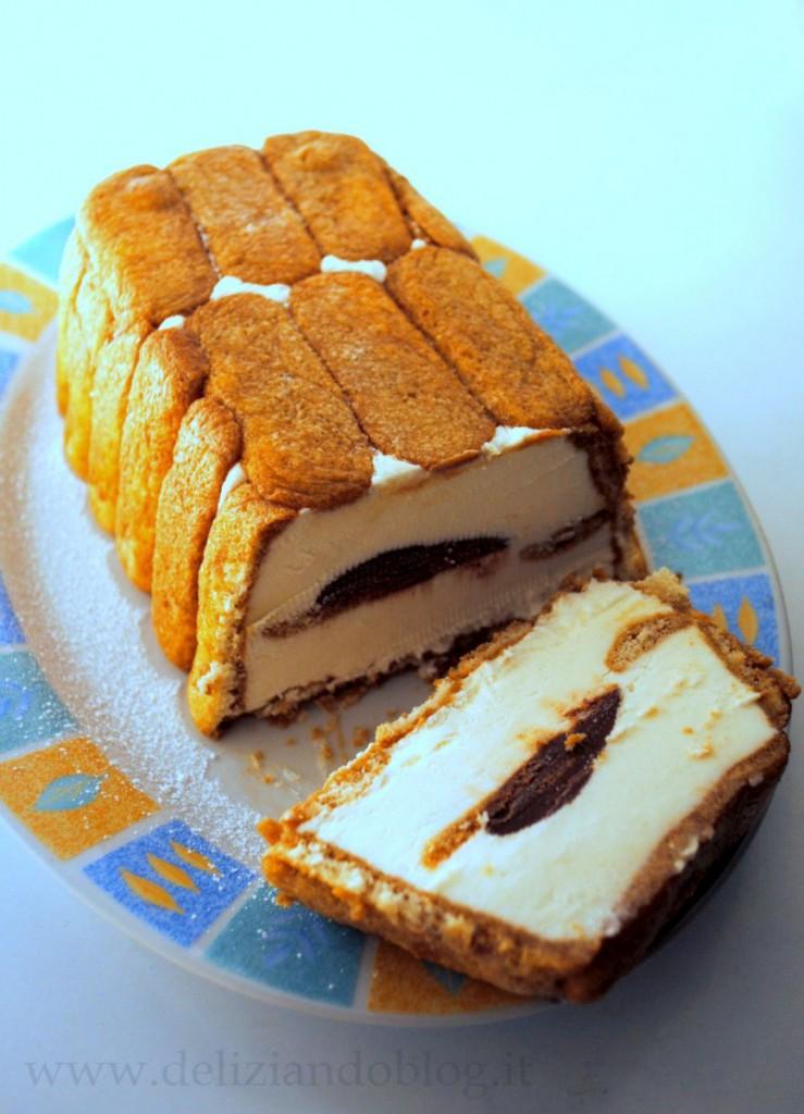 Torta fredda pavesini nutella e mascarpone
