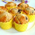 Muffin gocce cioccolato yogurt