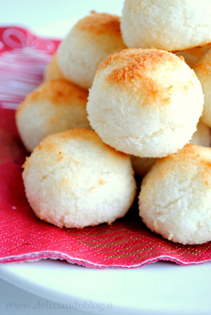 biscotti morbidi cocco