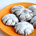 Chocolate crinkles cookies ricetta originale