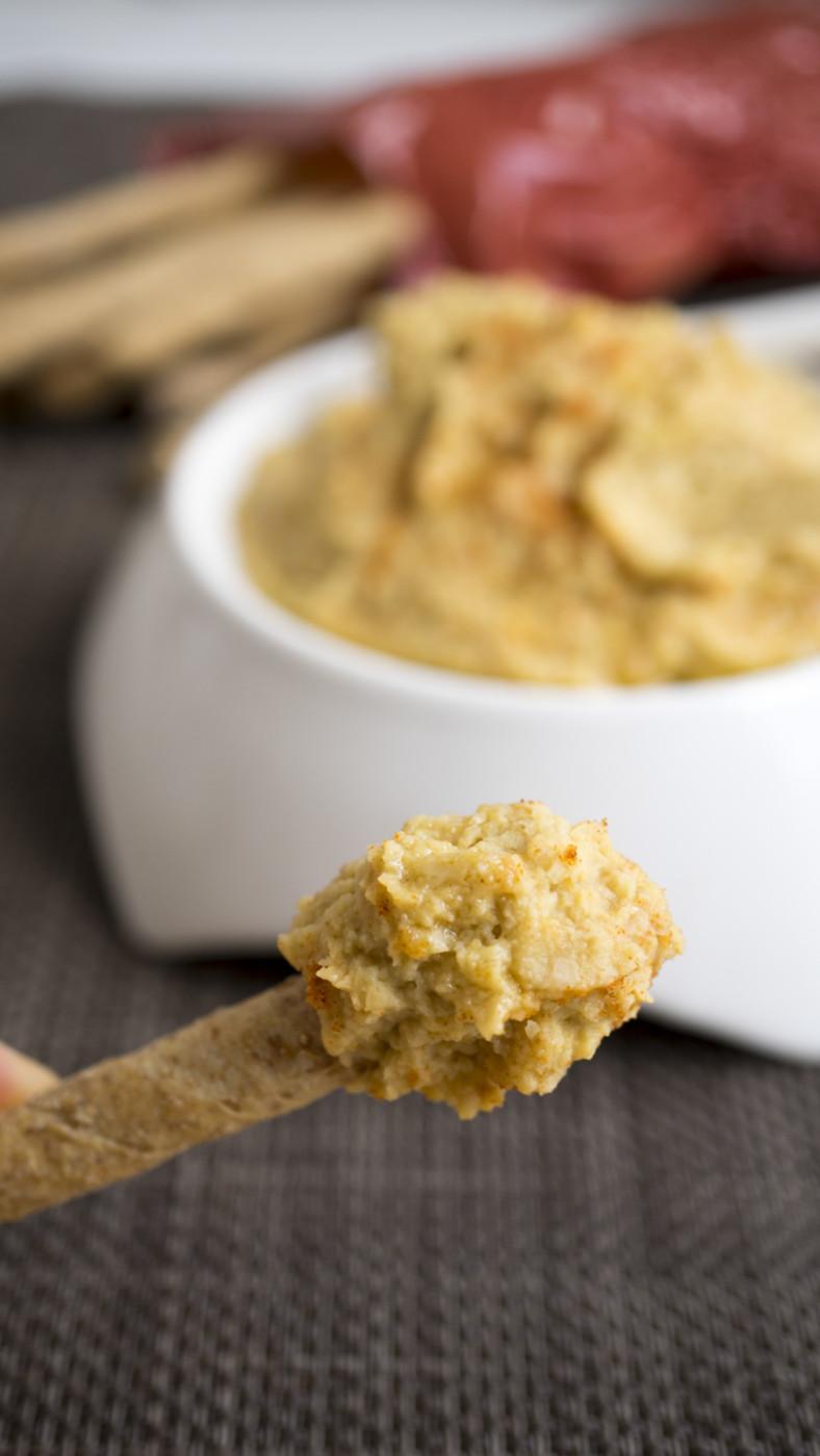 Hummus di ceci (senza Tahina)