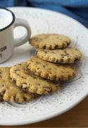 Biscotti avena e cioccolato, la ricetta golosa