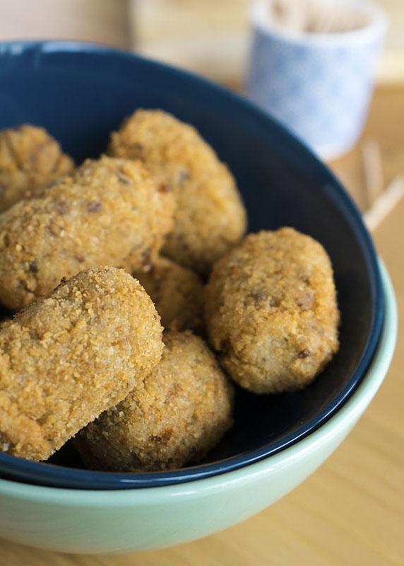 Crocchette di carne e funghi, la ricetta gustosa