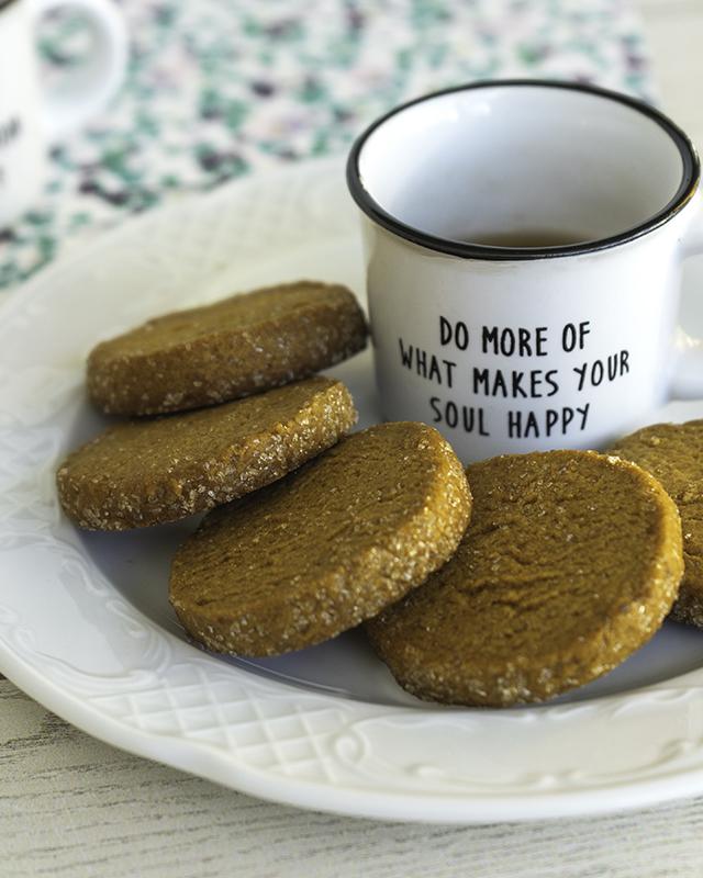 Biscotti al caramello, la ricetta golosa