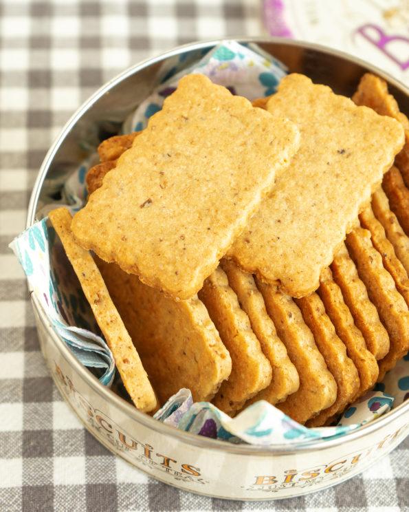 Pasta frolla alle nocciole, per biscotti e crostate