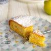 Torta al limone (simil) Mulino Bianco fatta in casa