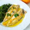 Sgombro all'arancia, la ricetta veloce e sfiziosa