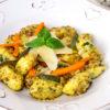 Gnocchi di ricotta e zucchine, la ricetta leggera