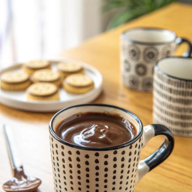 Orzolata cioccolata calda con orzo